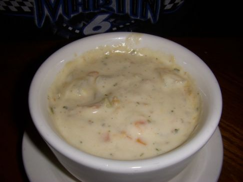 Marias Clam Chowder