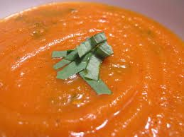 Clean Eating Tomato Basil Soup