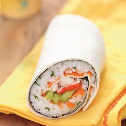 California Sushi Wrap