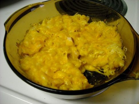 Mary's Quick Chicken Mac and Cheese