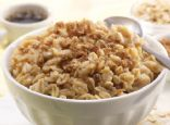 Cholesterol-Combating Maple Brown Sugar Oatmeal