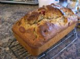 Almond - Poppyseed Loaf with Cranberries