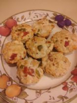 Yummy Turkey Meatloaf Muffins