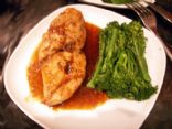 Honey-Balsamic Glazed Chicken