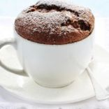 Low Carb 1-Minute Brownie in a Cup