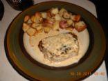 Pork Chops Au Poivre