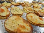 Potato Chips Home Made
