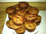 Lisa B's Banana Bran Nut Muffins
