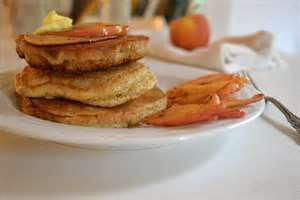 LOW CARB ALMOND MEAL PANCAKES