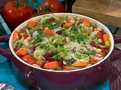 Meal in a Bowl Soup (The Eat-Clean Diet Revised)
