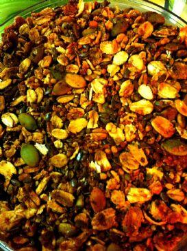 Maple Seed Granola