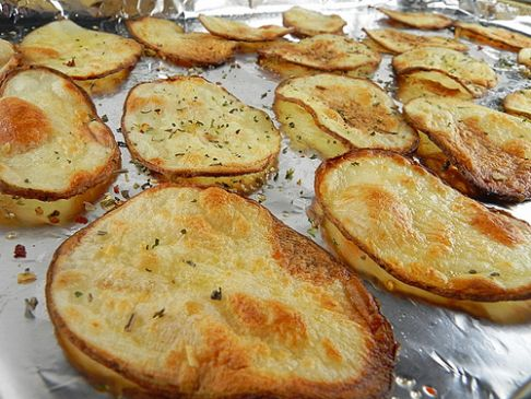 Potato Chips Home Made