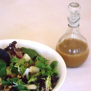 Apple Maple Vinaigrette