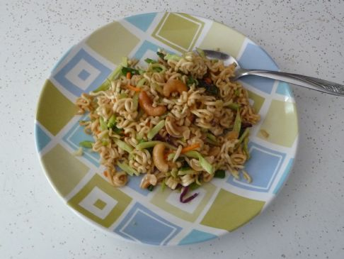 Asian Noodle Summer Salad