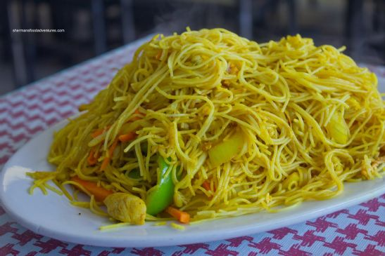Singapore Fried Vermicelli Recipe Sparkrecipes