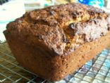 Lower Carb, Higher Moisture Banana Loaf