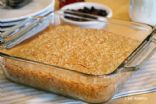 Roasted Corn Pudding in Acorn Squash