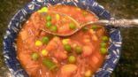 Andi's CrockPot Beef and Vegetable Soup with V8