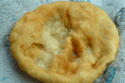 Fry Bread for Indian Tacos
