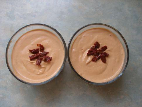 Sun-dried Tomato Cashew Spread/Dip