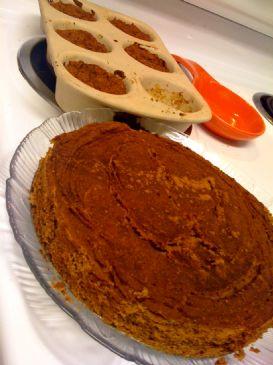 Gluten Free Paleo Protein Pumpkin Pie/Muffins