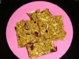 Granola Bar - no added sugar