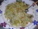 Riceless Fried Rice