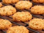 Skinny Peanut Butter Oatmeal Cookies