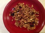 Simple fat-free Granola