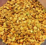Vanilla Almond Granola (homemade)