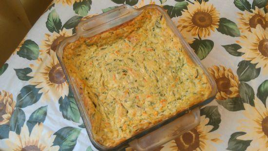 Zucchini Caserole