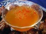 Vietnamese dipping sauce (fish sauce)
