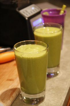 Green Smoothie - Collards