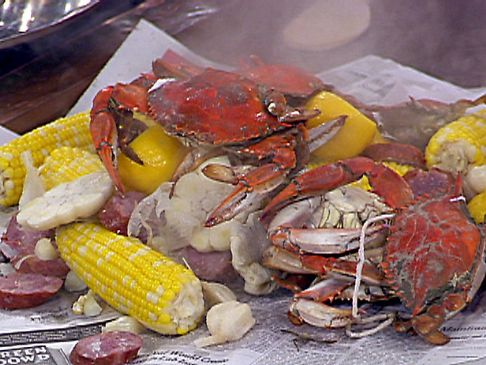 New Orleans Crab Boil Recipe Sparkrecipes