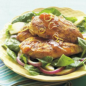 Apricot Lemon Chicken