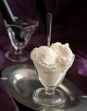 Low Carb Vanilla Ice cream