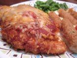 Chicken alla Parmesan - Stuarto's