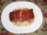 Lancaster County Ham Loaf