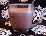 Hot cocoa, low carb