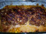 Steak Sauce Meatloaf