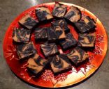 Pumpkin Swirl Black Bean Brownies
