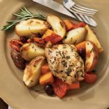 Healthy Chicken Provencal