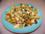 Wholewheat Pasta with veggies