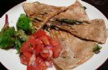 Vegetarian Quesadilla