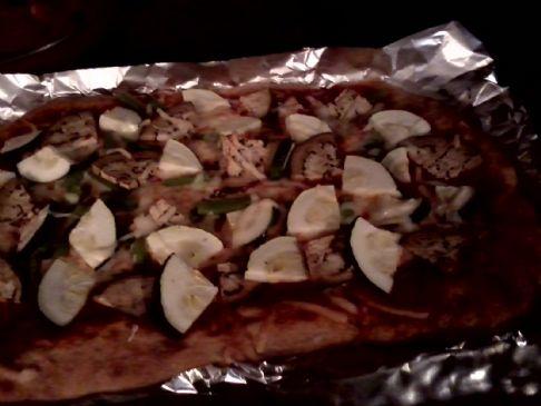 Butler Garden pizza