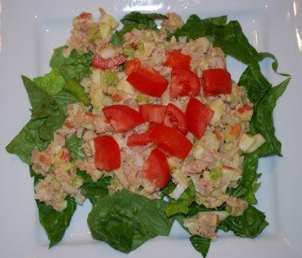 Big Tuna Salad Salad