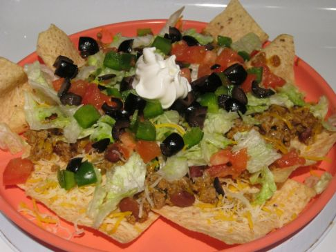 Game Day Nachos