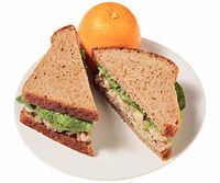 Balsamic Tuna Salad Sandwich