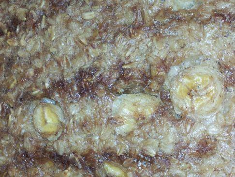 Banana Oatmeal Bake