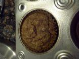 Oatmeal Banana Flax Muffins